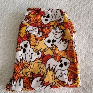 LuLaRoe OS Halloween ghost leggings